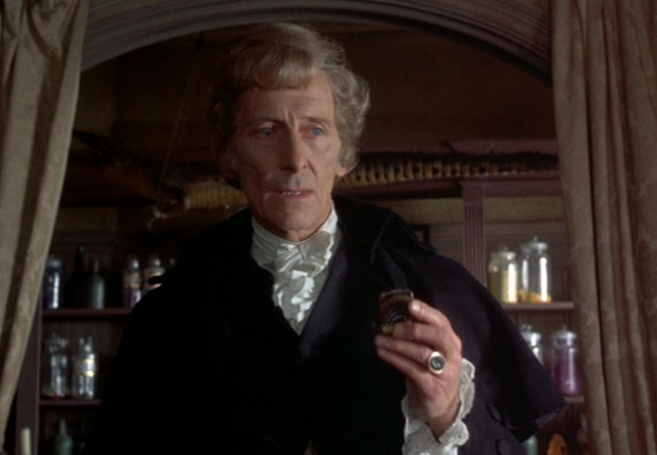 And Now The Screaming Starts - Peter Cushing