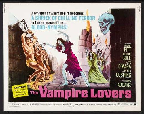 The Vampire Lovers - Advertising