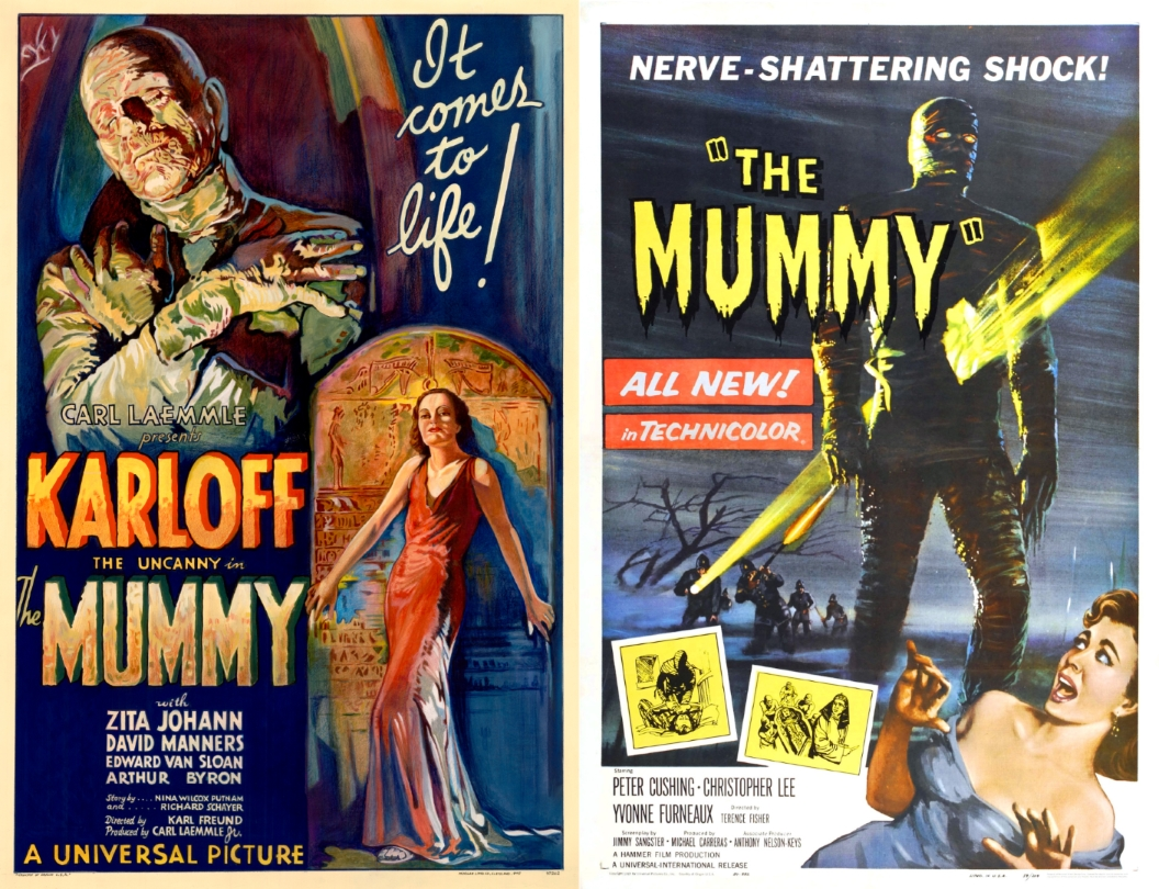 Universal & Hammer The Mummy