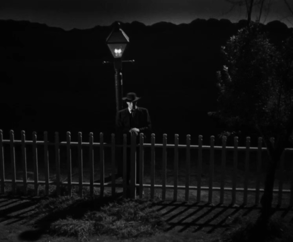 The Night of the Hunter - The Hunter Watches