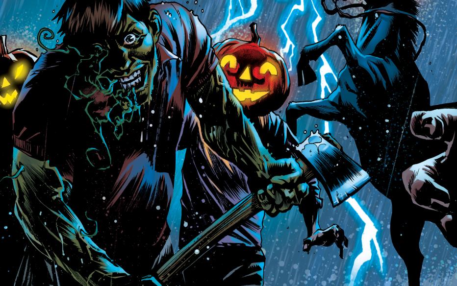 Blood & Gourd - Pumpkin Attack