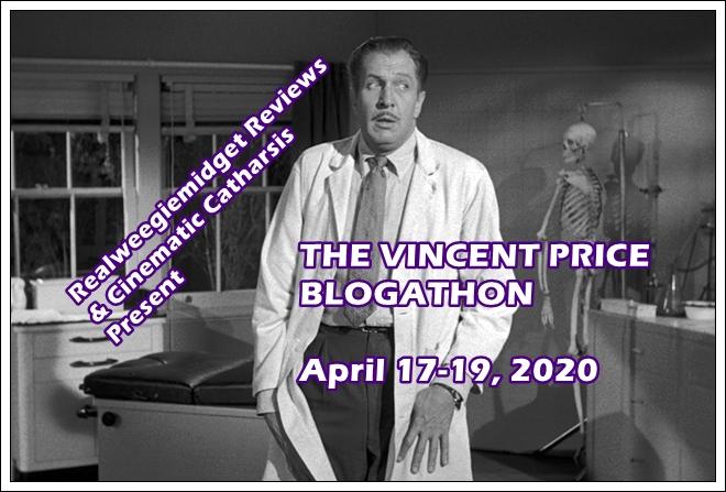 Vincent Price Blogathon 2