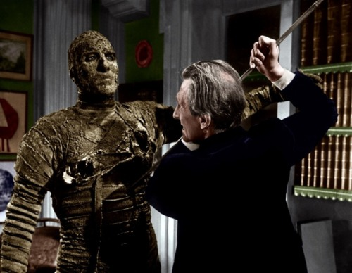 Christopher Lee - The Mummy