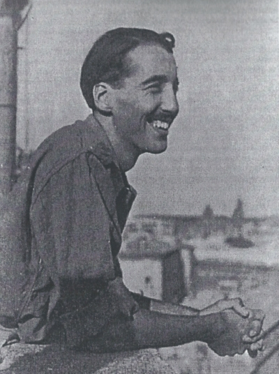Flying Officer Christopher Lee 1944