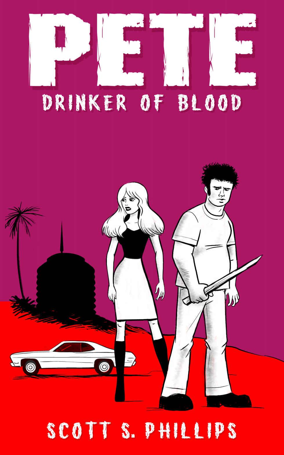 Pete Drinker of Blood