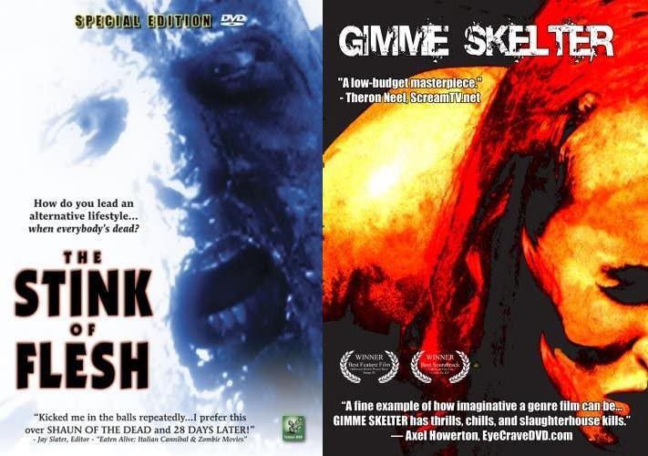 The Stink of Flesh & Gimme Skelter